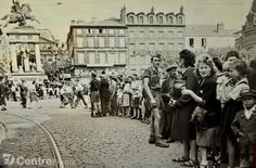 Dimanche 27 août 1944 - Le 27 août 1944, les derniers Allemands quittent Clermont-Ferrand au profit des maquisards