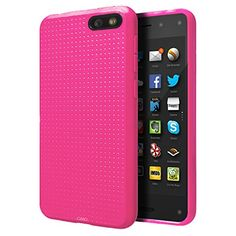 Amazon Fire Phone Case, Cimo [Dot] Premium Slim TPU Flexible Soft Case for Amazon Fire Phone (2014) - Pink Reviews - http://www.knockoffrate.com/cell-phones-accessories/amazon-fire-phone-case-cimo-dot-premium-slim-tpu-flexible-soft-case-for-amazon-fire-phone-2014-pink-reviews/