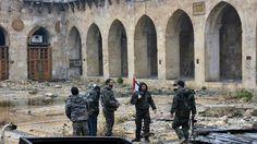 """Nach Assads Sieg in Aleppo: """"Der Krieg ist auf keinen Fall zu Ende"""""""