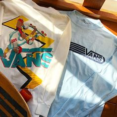 Vintage Vans Tshirt. #standardcalifornia #スタンダードカリフォルニア #california #恵比寿 #古着 #Vans #offthewall #Tシャツ