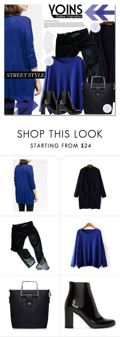 """""""Yoins16-http://yoins.me/1PrM4be"""" by angel-a-m ❤ liked on Polyvore featuring Gap, Yves Saint Laurent, women's clothing, women, female, woman, misses, juniors, beautiful and fashionset"""