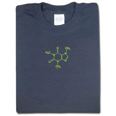 for hoop... caffeine molecule