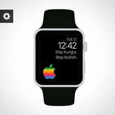 Stay hungry. Stay foolish.  Check website link in bio  #applewatch #applewatchface #applewatchfaces #applewatchcustomfaces #wallpaper #applewatchwallpaper #watchface #watchos3 #watchos #apple #applestore #appstore #iphone #iphone7 #iphone7plus #iphone6 #iphone6plus #iphone6s #iphone6splus #ipad #iphoneonly #applewatchsport #applewatchedition #applewatch2 #applewatchseries2 #stevejobs #stayhungrystayfoolish