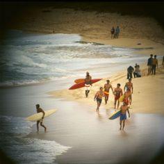 Leroy Grannis, Duke Contest Finalists, Sunset Beach