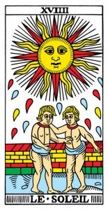 CBD Tarot de Marseille, faithful and clear reproduction of a classic deck