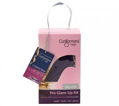 Curlformers corkscrew curlers kit giveaway ends 12/12/2016