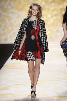 Desigual Fall 2014 - Color and pattern were two essential elements of the  Desigual Fall 2014 9f6daa319b