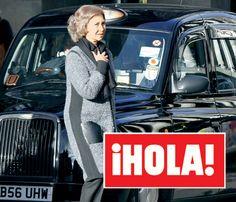 En ¡HOLA!: Las compras navideñas de la reina Sofía en Londres #realeza #royals