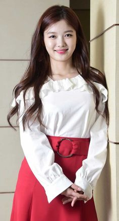 """Kim Yoo Jung Fan Meeting """"First Memory"""" in Taiwan Korea Fashion, Asian Fashion, Korean Beauty, Asian Beauty, Kim Joo Jung, Koo Hye Sun, K Drama, Korean Actresses, Korean Celebrities"""