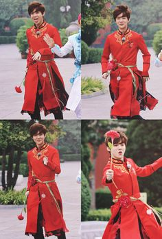 Luhan on Running Man China is going to be a thing of beauty^.^