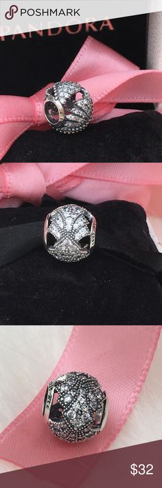 Authentic pandora charm New authentic pandora charm comes with pandora dust bag Pandora Jewelry Bracelets