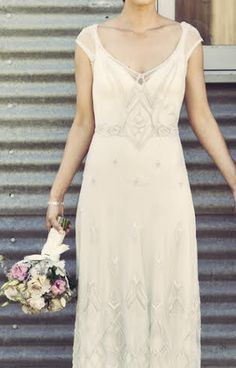 Gwendolynne wedding dress uk