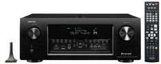 Amazon.com: Denon AVR-X4000 7.2-Channel 4K Ultra HD Networking Home Theater AV Receiver with AirPlay: Electronics