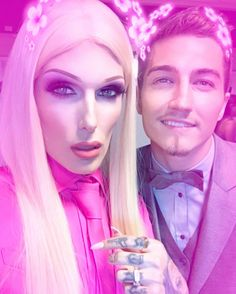 jeffree star & Nathan