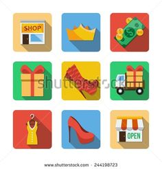 http://www.shutterstock.com/ru/pic-244198723/stock-vector-nine-different-square-icons-in-a-flat-style.html?rid=1558271