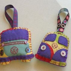 VW Campervan Keyrings £4.00