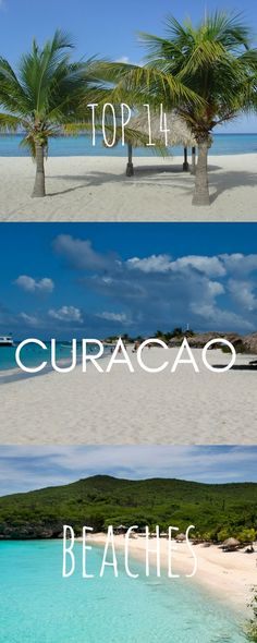 The 14 Best Beaches in Curacao. Curacao is one of the most magnificent countries in the world.  Located in the southern Caribbean Sea north of the Venezuelan coast it consists of the main island as well as the uninhabited island of Klein Curaçao.  Click the pin to see our list of favorite beaches in Curacao!