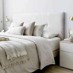 Bedroom Bed Design, Interior Design Living Room, Bedroom Decor, Couple Room, Closet Designs, Beautiful Bedrooms, New Room, Decoration, New Homes