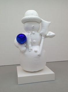 Gazing ball la nueva exhibición de Jeff Koons en David Zwirner NYC, hasta el 29 de Junio   Manuel Vera
