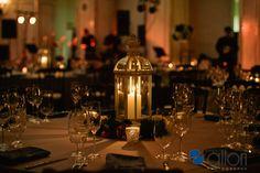 Chicago Cultural Center wedding reception table arrangement ideas