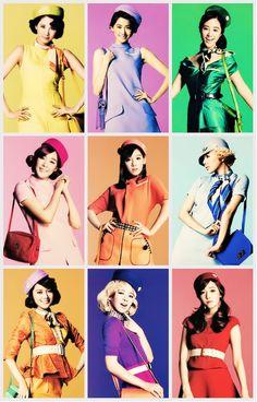 SNSD ★ Girl Generation 2nd Japan Tour Photocard