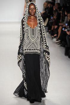 Mara Hoffman Fall 2014 - NYFW - Fashion Runway