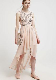 Das aufregende Kleid im zartem Pfirsich-Ton. Frock and Frill Cocktailkleid / festliches Kleid - peach für 79,95 € (17.11.15) versandkostenfrei bei Zalando bestellen.