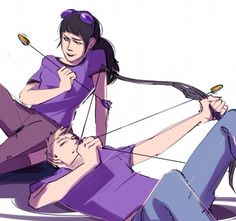 Clint and Kate