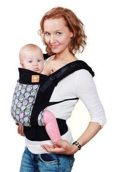 Visst går det fint att bära större barn ergonomiskt riktigt både för barn och bärare!