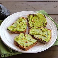 This avocado toast recipe is a fantastic way to start the day!