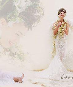 #Weddings #WeddingDress #SophieDesign #flowerandangelweddingdress http://sophie.wswed.com/topic/flower/flower-01.html