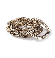 chain bracelets-Joe fresh