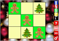 Christmas TicTacToe Christmas Games, Playing Cards, Classroom, Coding, Class Room, Playing Card Games, Game Cards, Programming, Holiday Party Games