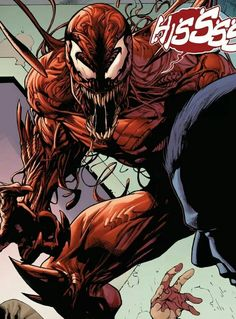 Carnage #Marvel #comic . For more images follow pyra2elcapo