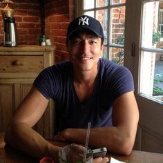 And the time his shirt betrayed us by imprisoning his arms while he looked effortlessly stunning. | 43 Times Daniel Henney Ruined You For Other Men