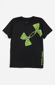 Under Armour Power Up T-Shirt (Toddler Boys) available at #Nordstrom