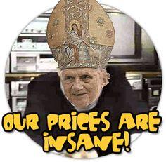 Vatican City Airport - ADVERTISING