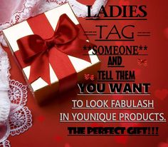 YOUNIQUE'S perfect GIFT!
