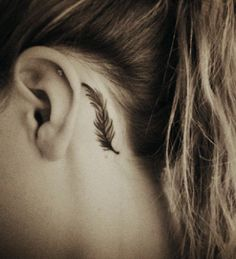 feather tat