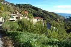 Ventimiglia (IM) - vallata del rio Sgorra