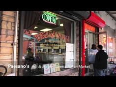 Peter McAndrews, chef/owner of some of Philadelphia's most popular restaurants: Modo Mio, Monsu and Paesano's.