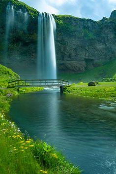 Travel: Waterfall in Kalambaka, Greece. - Selected by www.oiamansion.com in Santorini