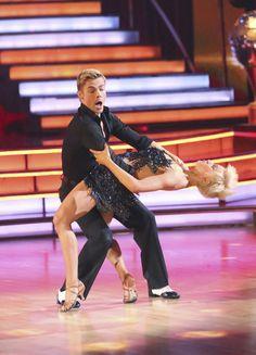 Derek Hough & Kellie Pickler - Dancing With the Stars - season 16 champs - week 10 Finals - spring 2013 -