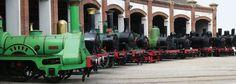 25º aniversario del Museo del Ferrocarril de Cataluña - http://www.absolutbcn.com/archives/2015/02/16/25o-aniversario-del-museo-del-ferrocarril-de-cataluna/