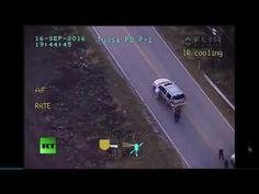 """""""Er wartete nach Wagenpanne auf Hilfe"""" - US-Polizei erschießt wieder…"""