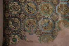 Ravenna Mosaics, San Giorgio, Bohemian Rug, Symbols, Rugs, Places, Home Decor, Mosaics, Greece