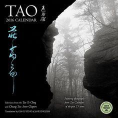 Tao 2016 Wall Calendar