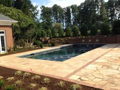 25 Pool Ideas Pool Backyard Pool Pool Landscaping