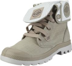 Palladium Baggy Lite Casual Boots Gray Womens