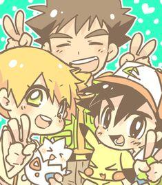 The Original Trio ^.^ ♡